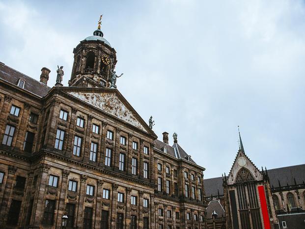 阿姆斯特丹达姆广场